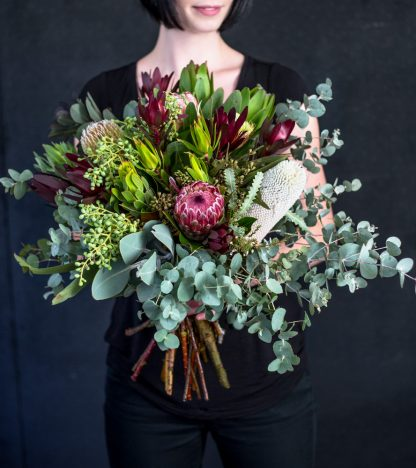 A mixed native bouquet for your mom this Mother's Day